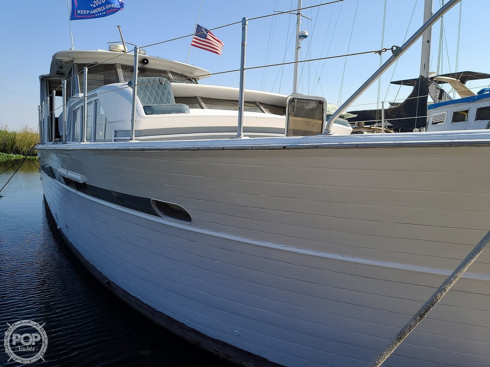 1965 Chris Craft boat for sale, model of the boat is Constellation 54 & Image # 19 of 40