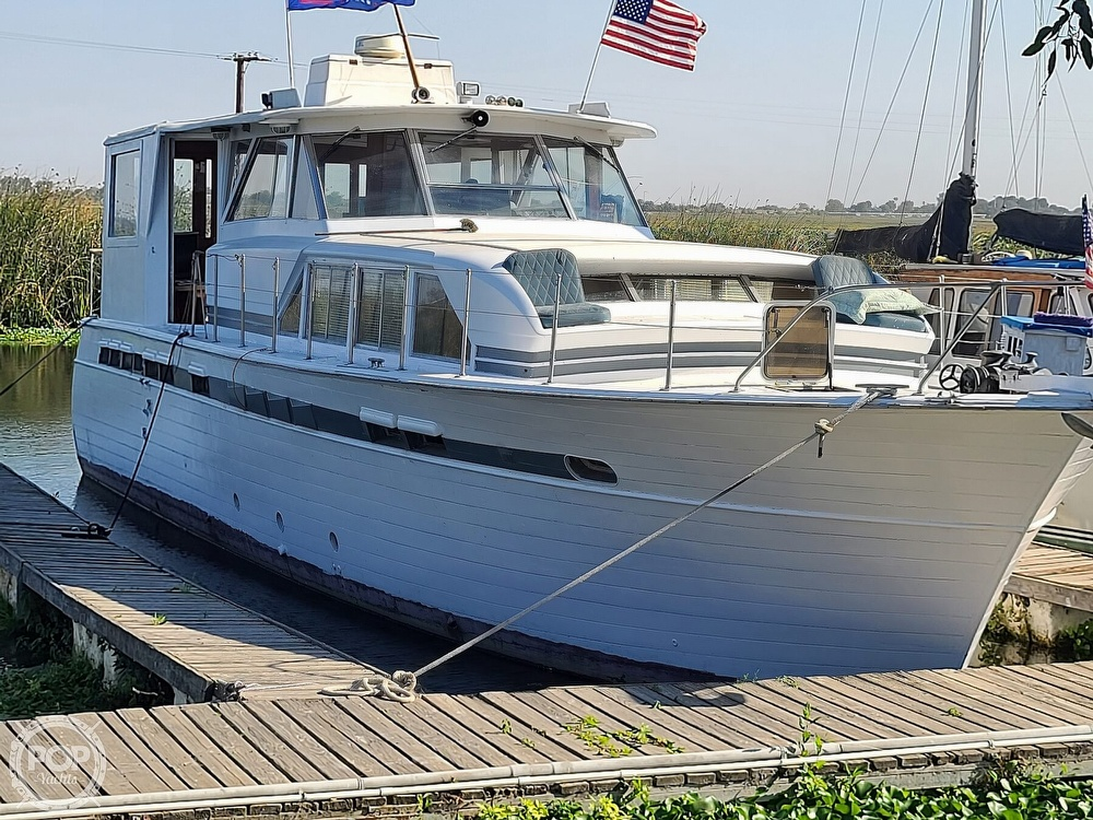 1965 Chris Craft boat for sale, model of the boat is Constellation 54 & Image # 20 of 40