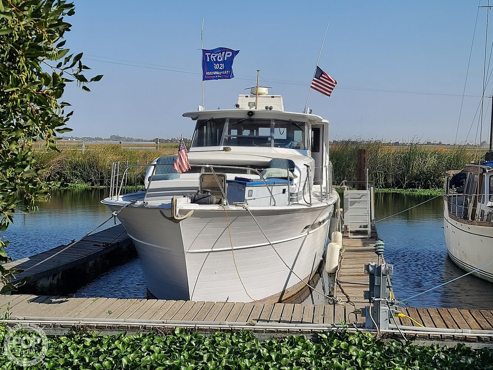 1965 Chris Craft boat for sale, model of the boat is Constellation 54 & Image # 30 of 40