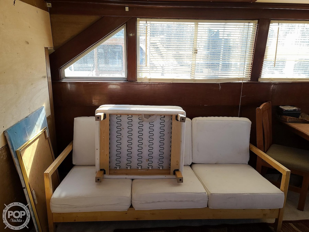 1965 Chris Craft boat for sale, model of the boat is Constellation 54 & Image # 32 of 40