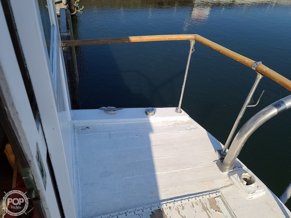 1965 Chris Craft boat for sale, model of the boat is Constellation 54 & Image # 38 of 40