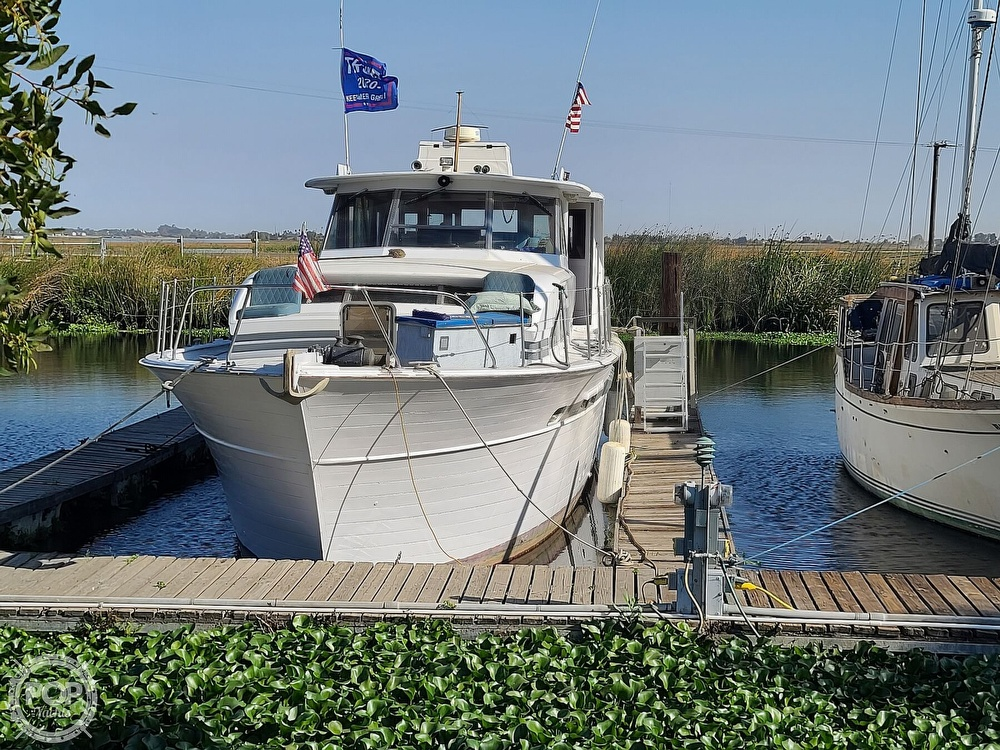 1965 Chris Craft boat for sale, model of the boat is Constellation 54 & Image # 39 of 40