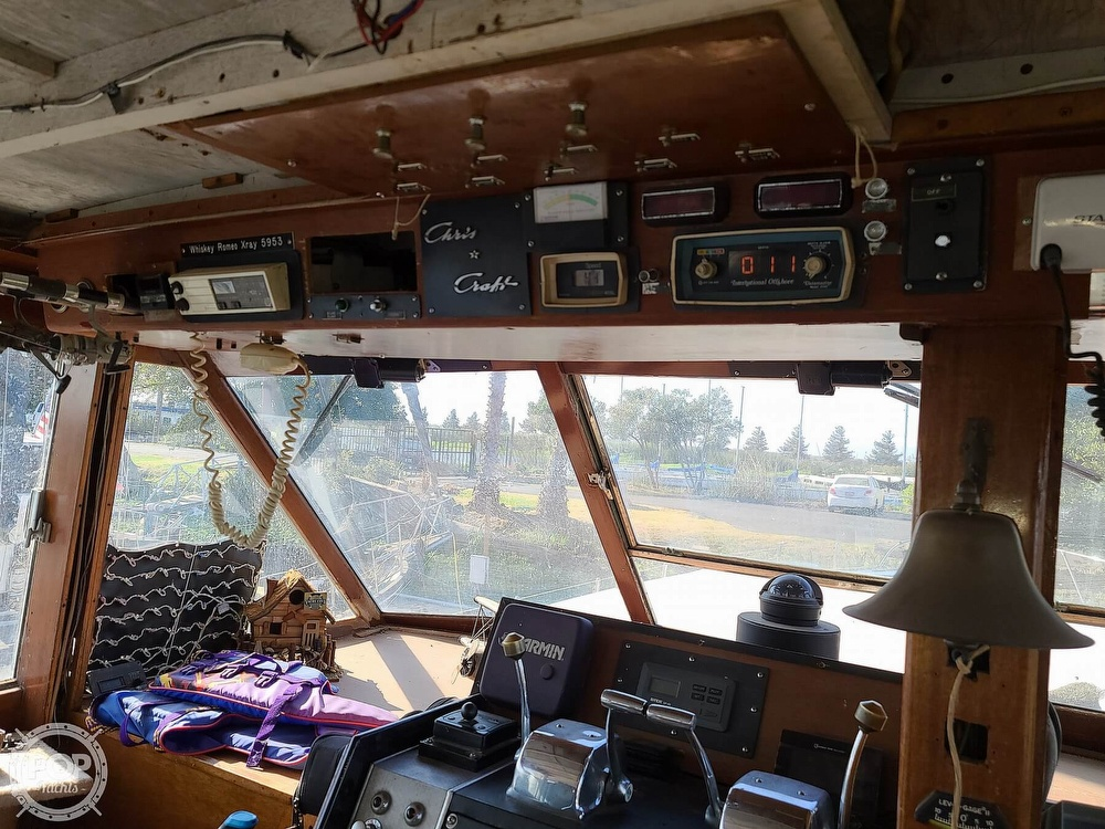 1965 Chris Craft boat for sale, model of the boat is Constellation 54 & Image # 40 of 40