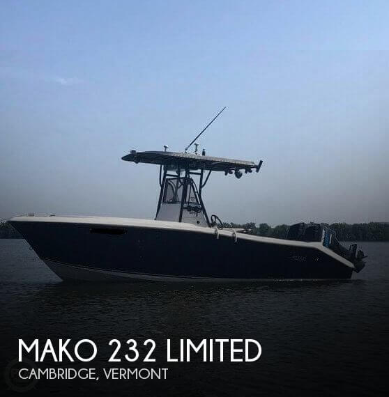 Used MAKO 23 Boats For Sale by owner   2001 Mako 23
