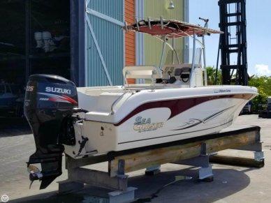 Carolina Skiff Sea Chaser 2100 Offshore, 21', for sale - $37,000