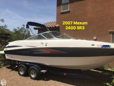 Maxum 2400 SR3, 24', for sale - $24,500