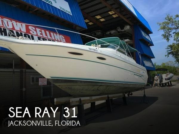 Used Boats For Sale by owner | 1994 Sea Ray 31
