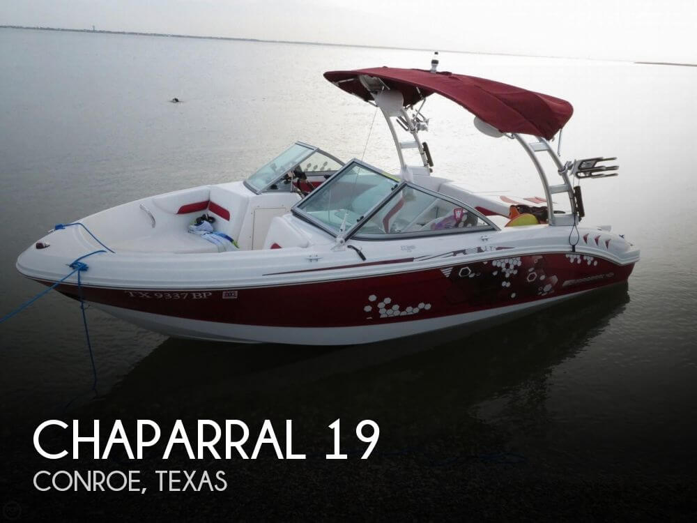 Used Chaparral Boats For Sale in Texas by owner | 2012 Chaparral 19
