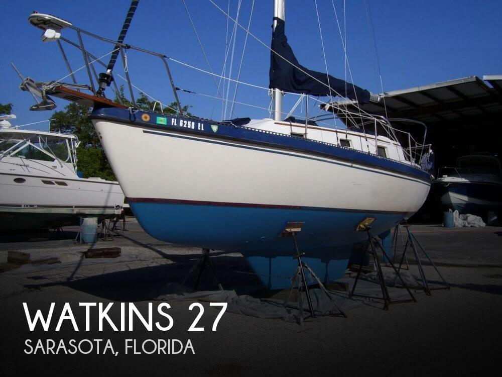 Used Watkins Boats For Sale by owner | 1982 Watkins 27
