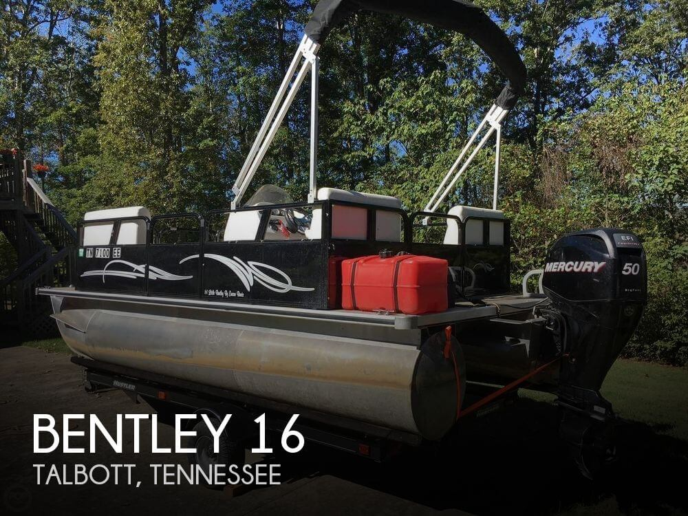Used Boats For Sale in Kingsport, Tennessee by owner | 2013 Bentley 16
