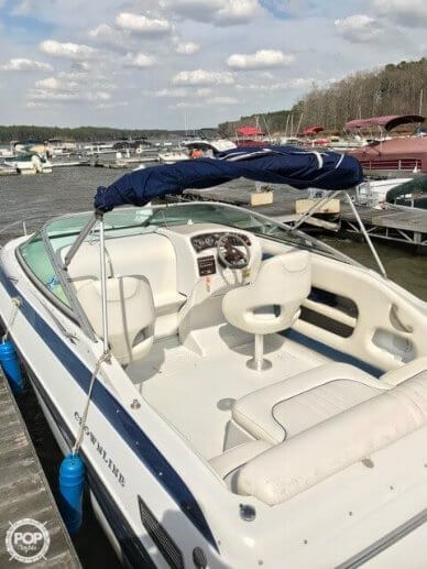 Crownline 215 CCR, 21', for sale - $15,000