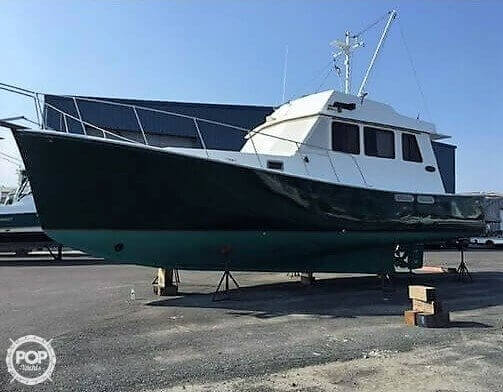 2003 Atkinson boat for sale, model of the boat is 43 Cape Islander & Image # 2 of 41