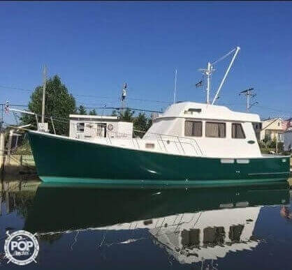 2003 Atkinson boat for sale, model of the boat is 43 Cape Islander & Image # 6 of 41