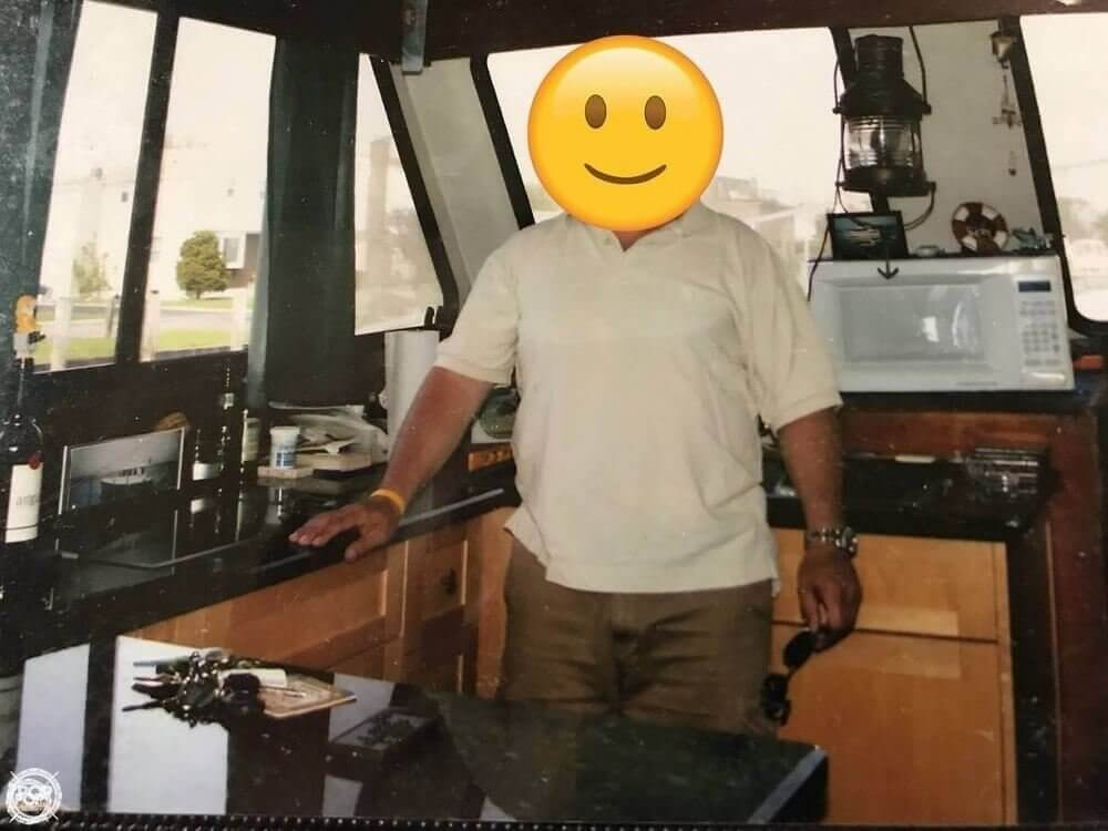 2003 Atkinson boat for sale, model of the boat is 43 Cape Islander & Image # 9 of 41