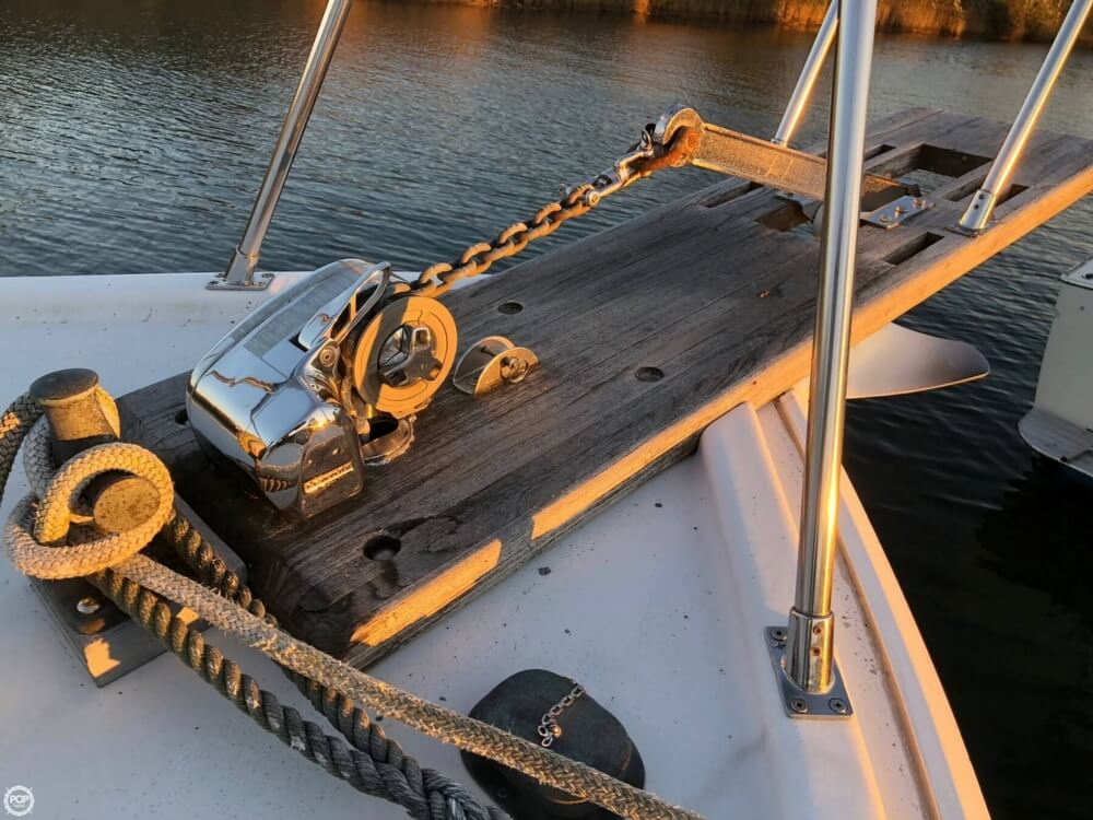 2003 Atkinson boat for sale, model of the boat is 43 Cape Islander & Image # 13 of 41