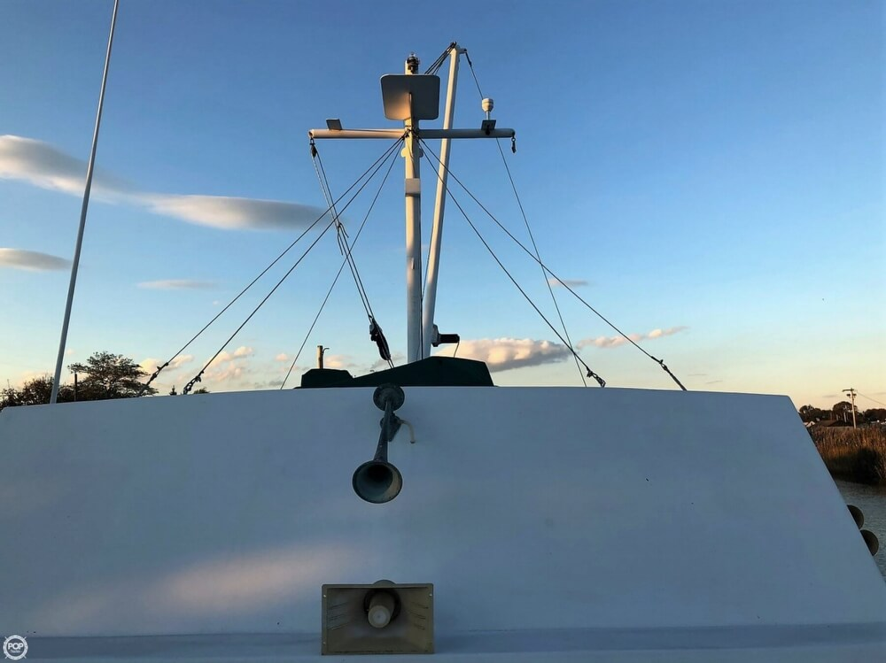2003 Atkinson boat for sale, model of the boat is 43 Cape Islander & Image # 16 of 41