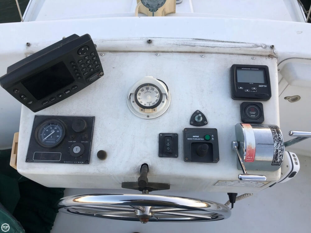2003 Atkinson boat for sale, model of the boat is 43 Cape Islander & Image # 20 of 41