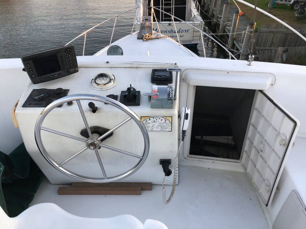 2003 Atkinson boat for sale, model of the boat is 43 Cape Islander & Image # 21 of 41