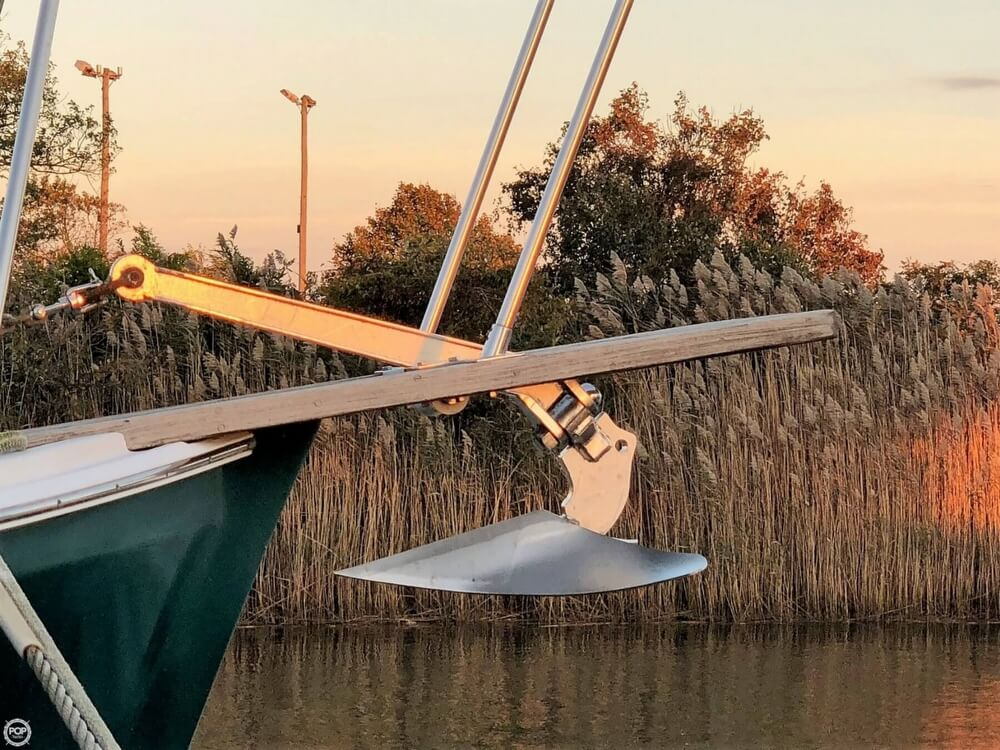 2003 Atkinson boat for sale, model of the boat is 43 Cape Islander & Image # 26 of 41
