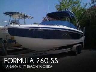 Used Formula Boats For Sale in Florida by owner | 2007 Formula 28