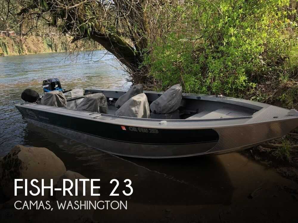 Used Fish-Rite Boats For Sale by owner | 2003 Fish-Rite 23