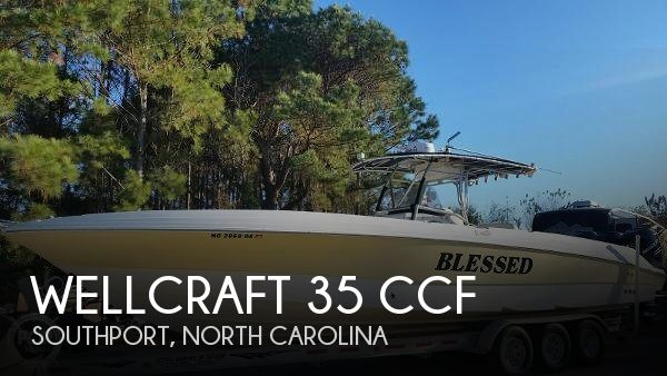 Used Boats For Sale in Wilmington, North Carolina by owner | 2005 Wellcraft 35