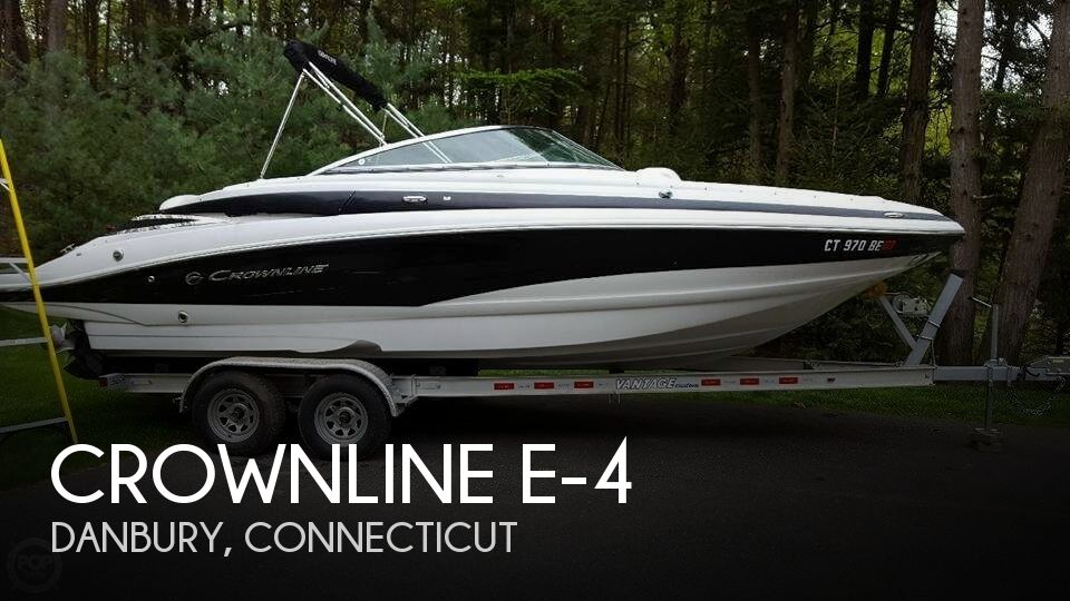 Used Crownline Deck Boats For Sale by owner | 2011 Crownline E-4