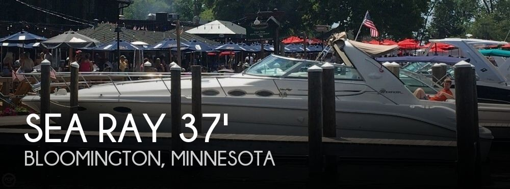Used Boats For Sale in Minneapolis, Minnesota by owner | 1995 Sea Ray 37