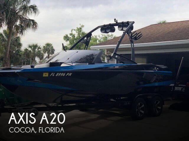 Used Axis Boats For Sale by owner | 2013 Axis 20