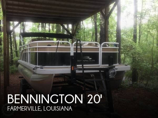 Used Bennington Pontoon Boats For Sale by owner | 2017 Bennington 19