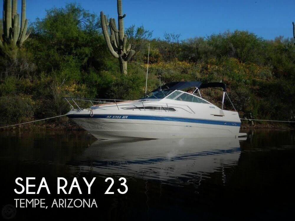Used Sea Ray 23 Boats For Sale by owner | 1989 Sea Ray 23