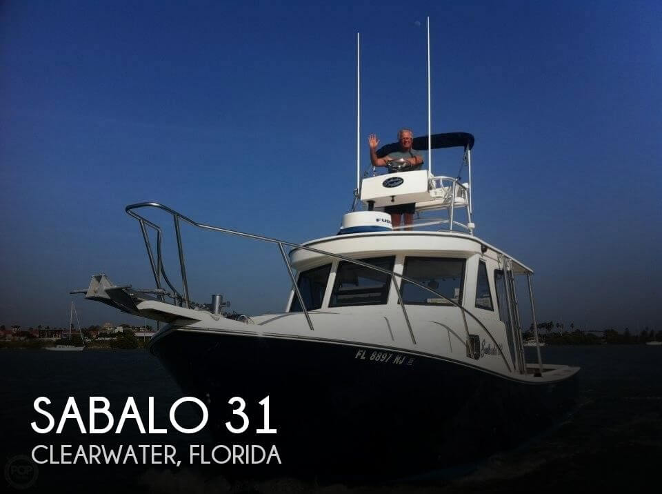 Used Fishing boats For Sale in Florida by owner | 2007 Sabalo 31