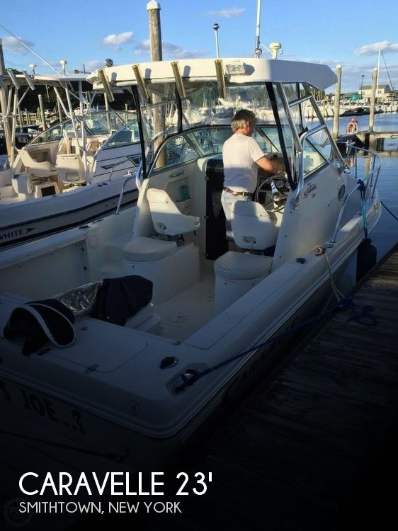 Used Caravelle Boats For Sale by owner | 2006 Caravelle 23