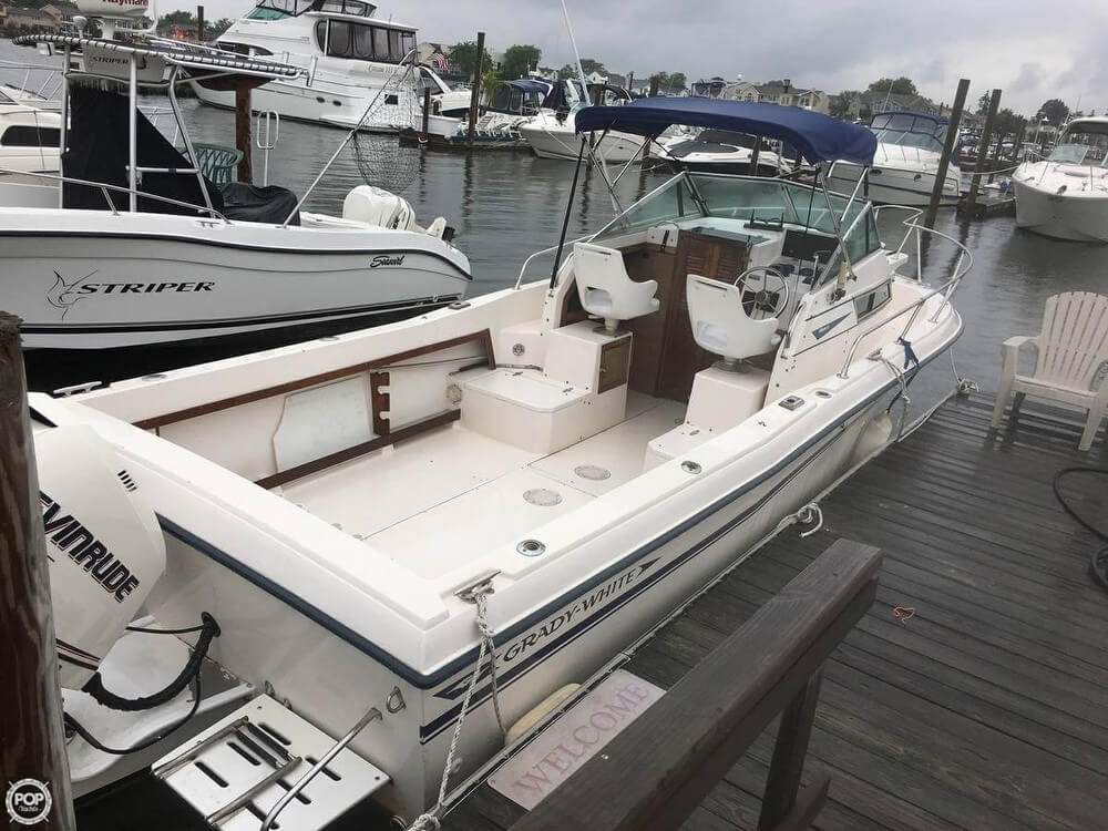 1988 Grady-White 22 For Sale By POP Yachts