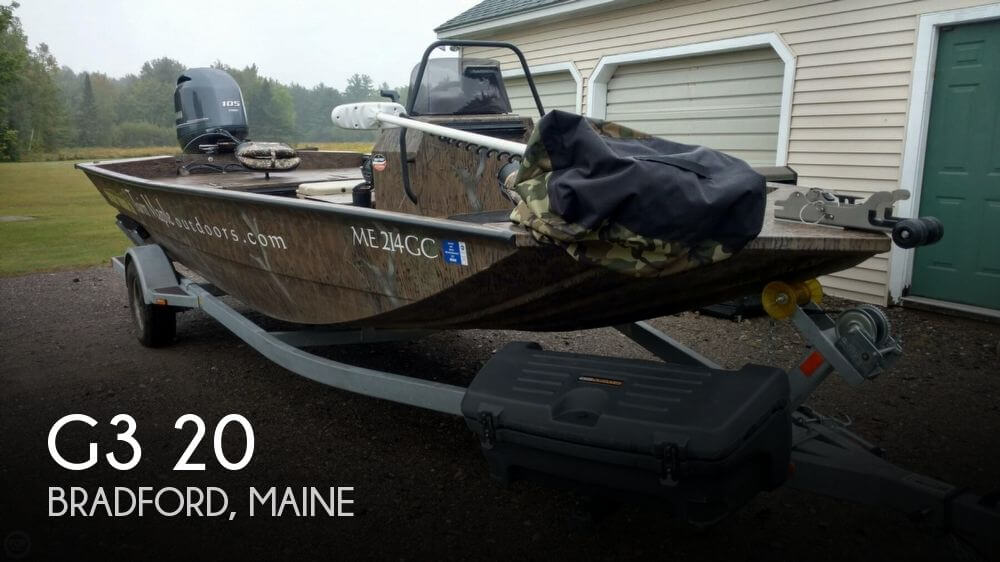 Used G3 Boats For Sale by owner | 2017 G3 20
