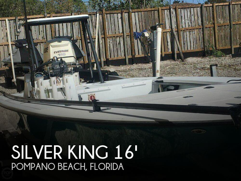 Used Boats For Sale by owner | 1997 Silver King 16
