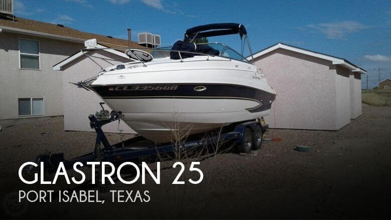 Used Boats For Sale in Brownsville, Texas by owner | 2006 Glastron 25