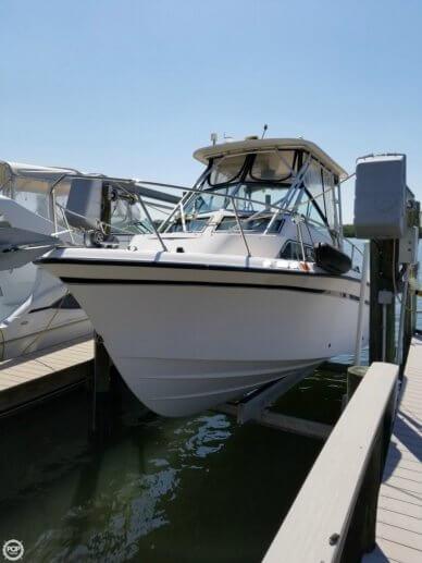 Grady-White 272 Sailfish, 27', for sale - $32,900