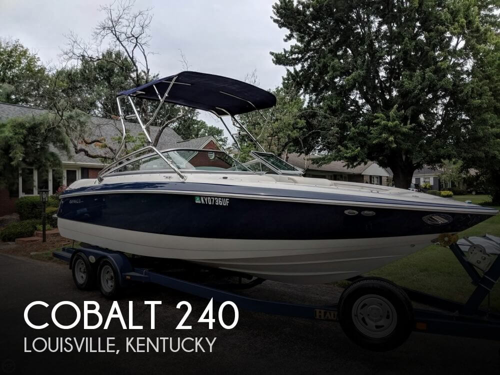 Used Boats For Sale in Louisville, Kentucky by owner | 2005 Cobalt 24