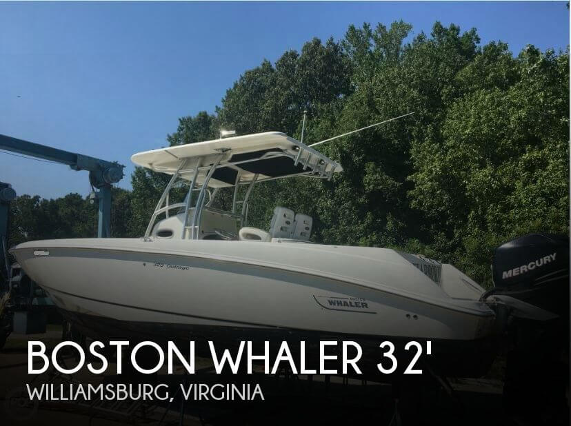 Used Boston Whaler Boats For Sale in Virginia by owner | 2005 Boston Whaler 32