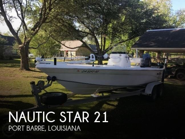 Used Boats For Sale by owner | 2013 Nautic Star 21