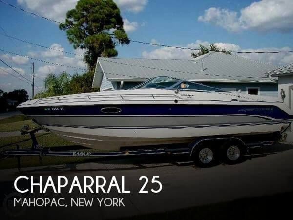 Used Boats For Sale in Springfield, Massachusetts by owner | 1992 Chaparral 25