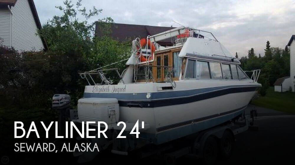 Used Boats For Sale by owner | 1986 Bayliner 24