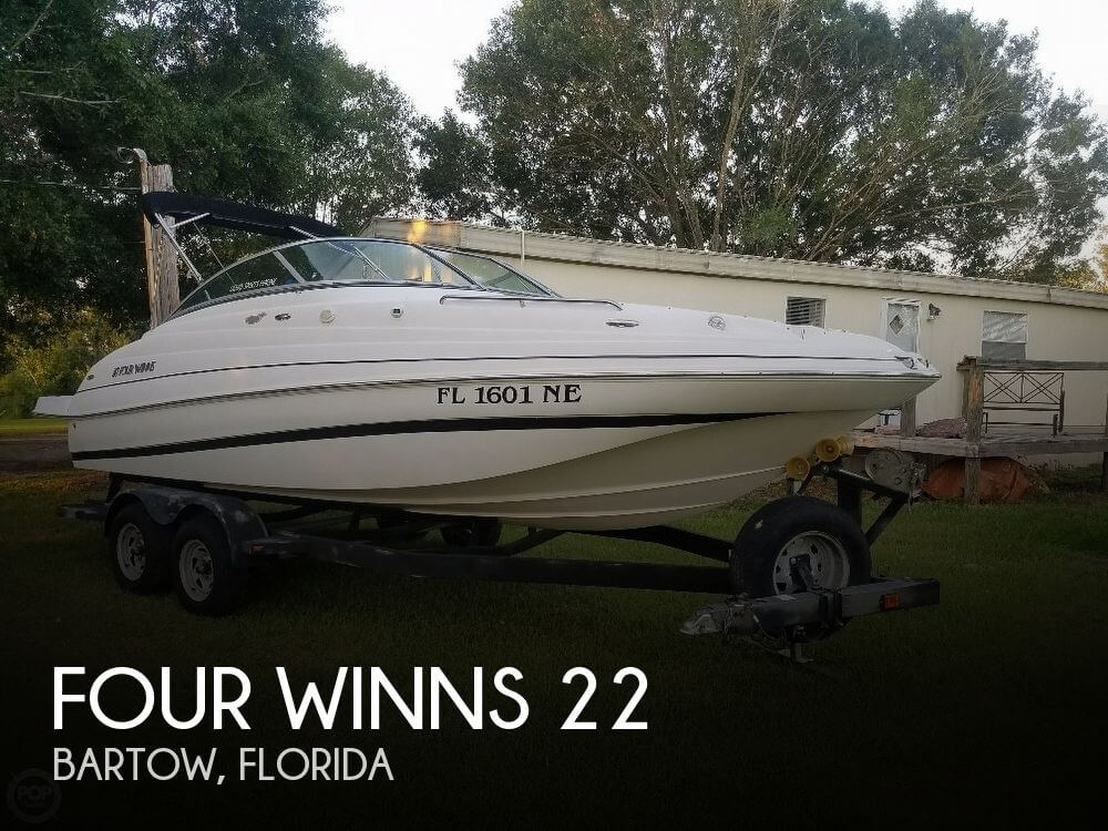 Used Four Winns 22 Boats For Sale by owner | 2006 Four Winns 22