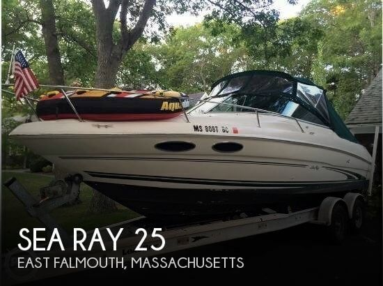 Used Sea Ray 25 Boats For Sale by owner   2000 Sea Ray 25