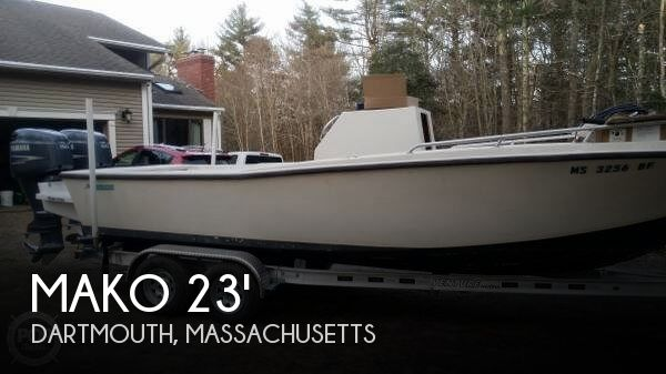 Used MAKO 23 Boats For Sale by owner   1987 Mako 23