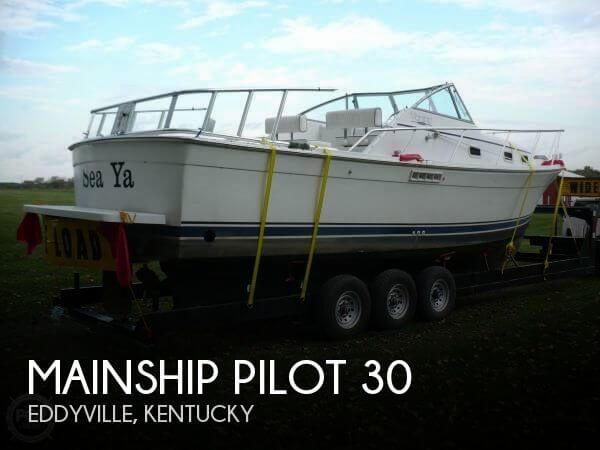 Used Mainship Boats For Sale by owner | 1998 Mainship 30