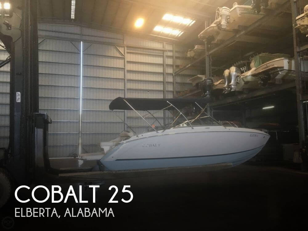 Used Boats For Sale in Pensacola, Florida by owner | 2017 Cobalt 25