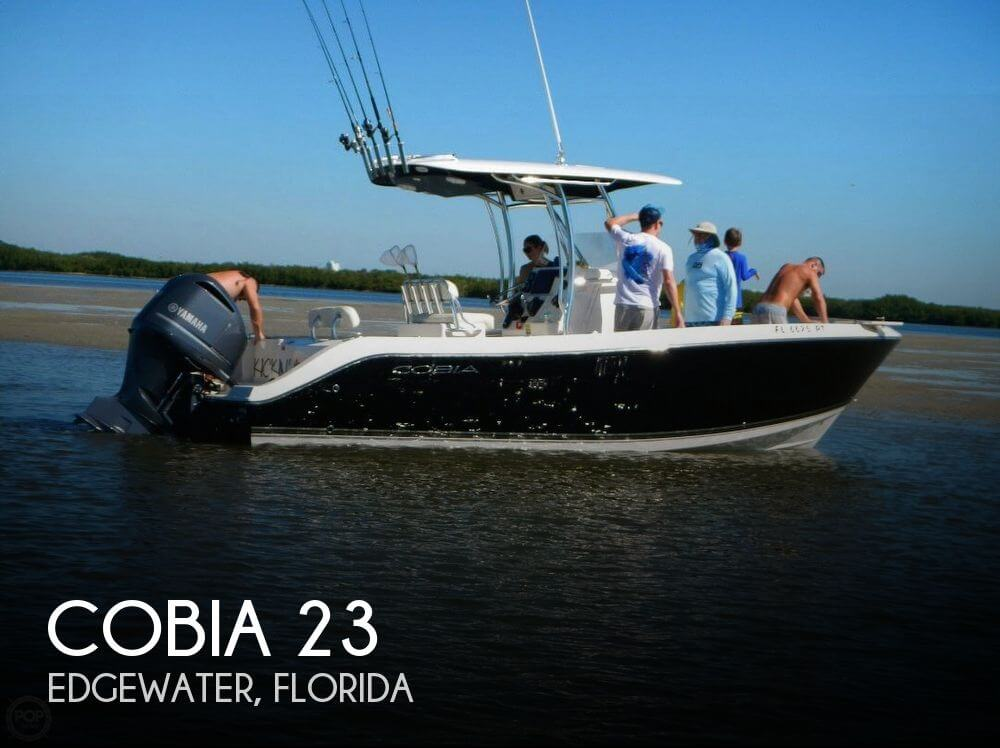 Used Cobia Boats For Sale by owner | 2013 Cobia 23