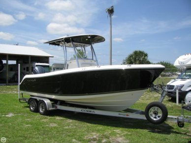 Cobia 237cc, 23', for sale - $72,500